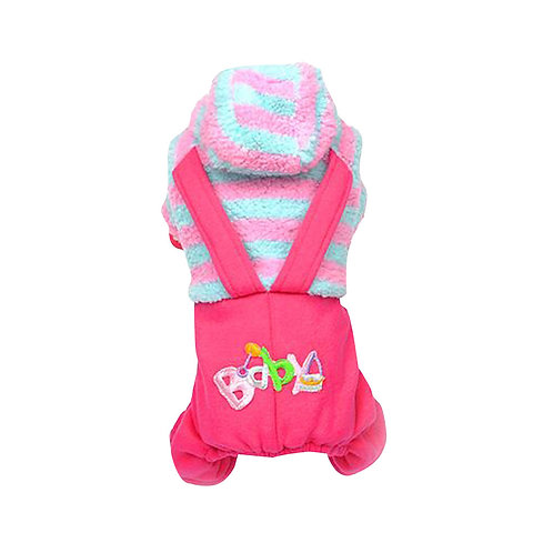 Autumn And Winter Clothes For Dog Puppy Warm Clothing