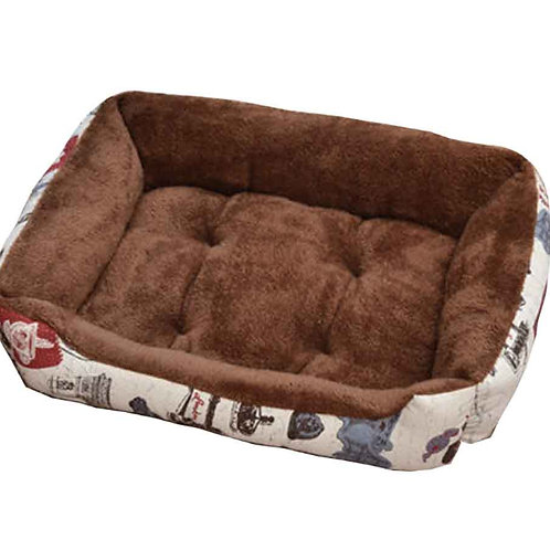 Lovely Design Pet Bed for Dog and Cat Puppy Bed F