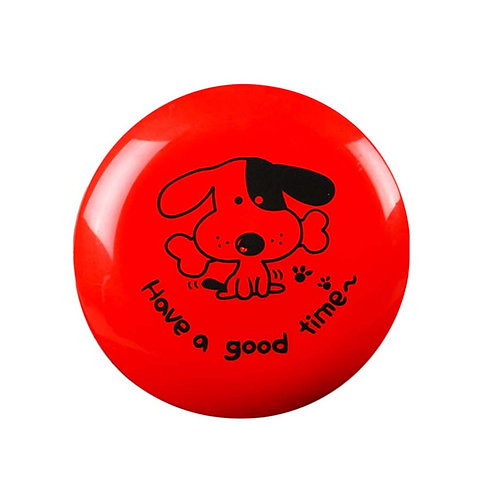 Red,Dog Frisbee Fancy Toy Chew Toy For Outdoor Sport