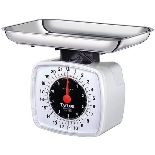Taylor Kitchen & Food Scale, 22 Lbs