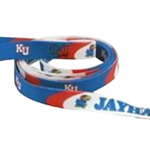 Sports Team Logo Kansas Jayhawks Dog Leash