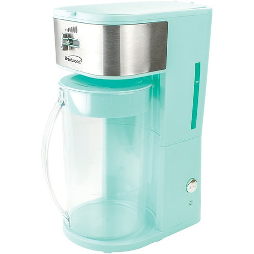 Brentwood Appliances Iced Tea And Coffee Maker (Blue)