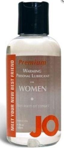JO Premium Warming Personal Lubricant