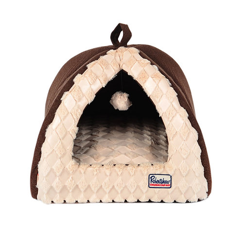 Skin Soft and Warm Pet House Dog Cat Pet Bed Puppy sofa, Ball 40*40*34CM