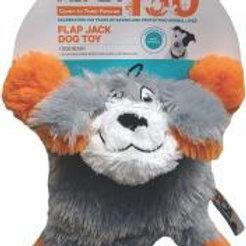 ASPCA Flap Jack Dog Toy-Orange