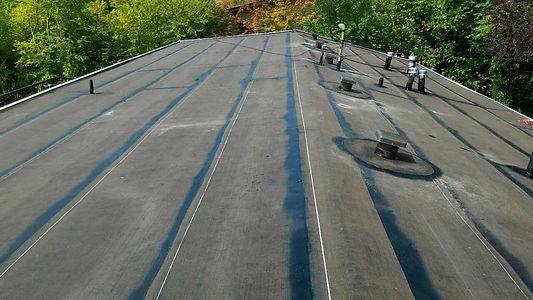 Tar & Gravel Roof