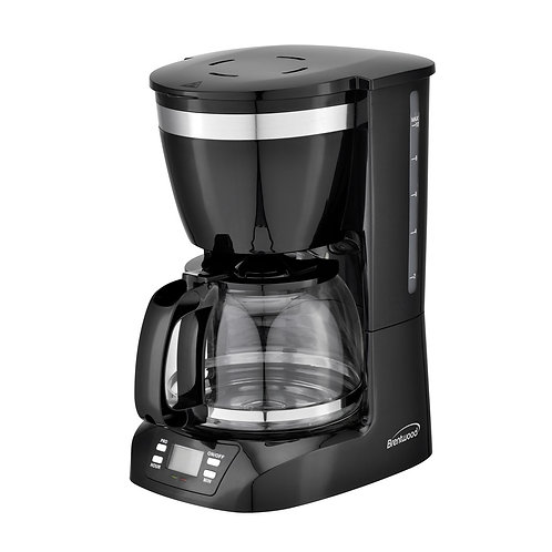 Brentwood Appliances 10-Cup Digital Coffee Maker (Black)