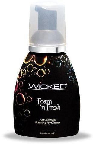 Foam 'N Fresh Anti-Bacterial Foaming Toy Cleaner 8