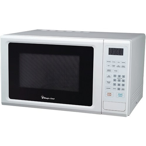 Magic Chef 1.1 Cubic-Ft, 1,000-Watt Microwave With Digital Touch (White)