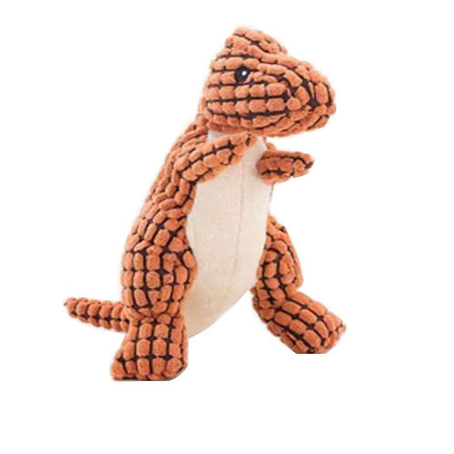 Pet Toys Dog Toys for Fun Squeaky for Puppy Toys Orange