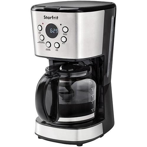 Starfrit 12-Cup Drip Coffee Maker Machine