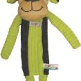 ASPCA Corduroy Pup Dog Toy-Green