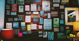 What's holding you back? How Annie rediscovered her creativity through organization.