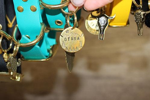 Ajout médaille lors d'un achat de collier d'attache (39€ min) ou Set
