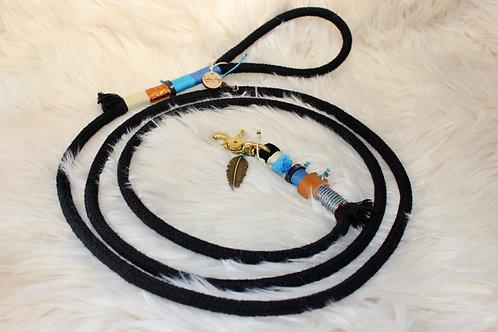 Laisse  poignée corde 10mm