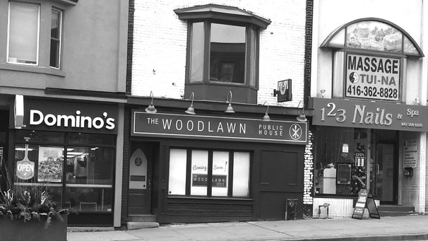 Summerhill Welcomes              The Woodlawn Public House