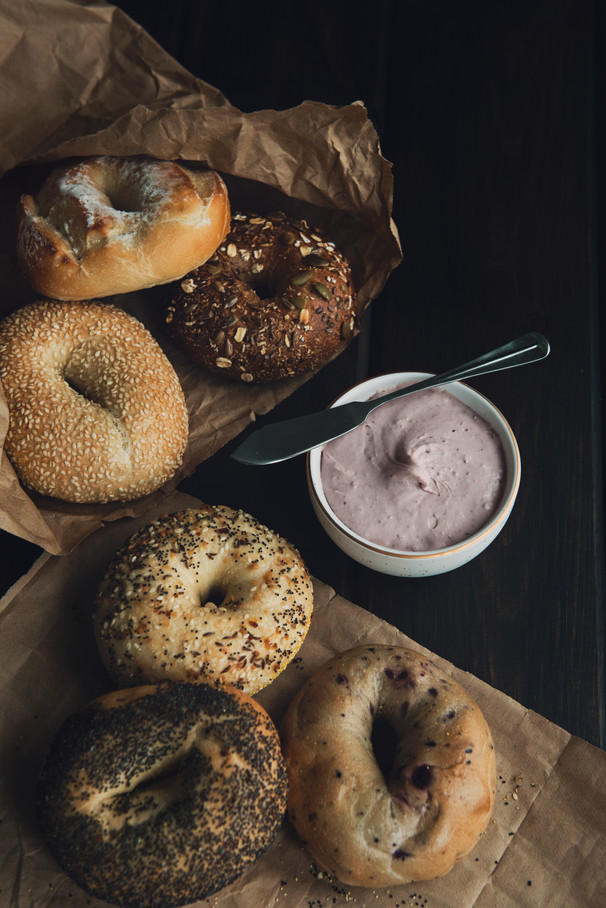 Making The Rounds; The Low Dough on Toronto's Best Bagels