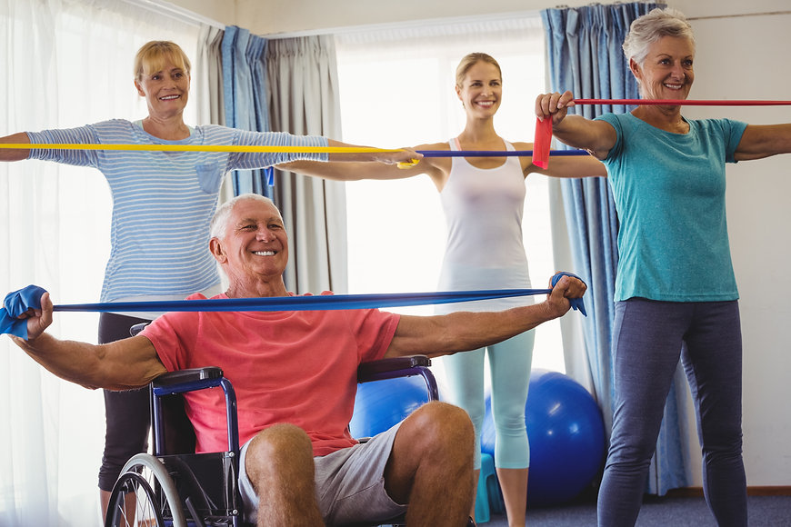 WithYOGA for senior | WithYOGA