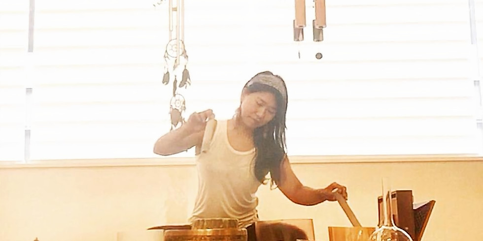 【オンライン講座】NEW MOON YOGA byKanae