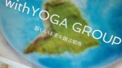 withYOGA GROUP
