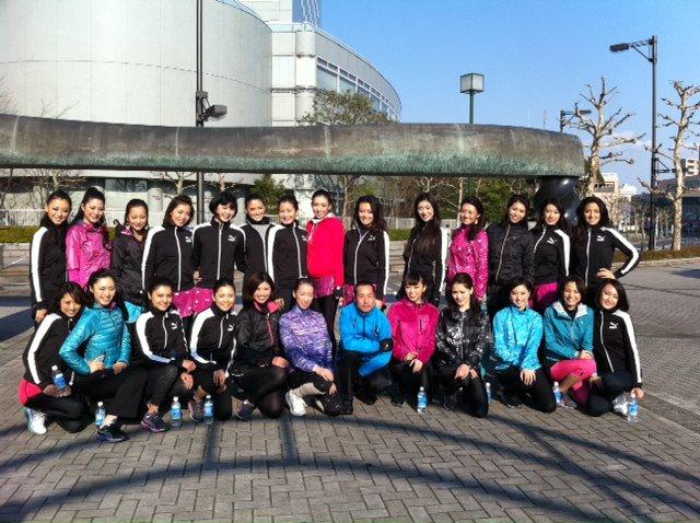 ミスユニバースジャパン2012