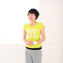 井上春菜|yoga講師 | withyoga|シニア指導|