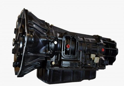 The AS68RC Transmission