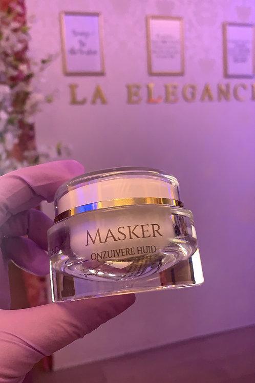Masker: onzuivere huid