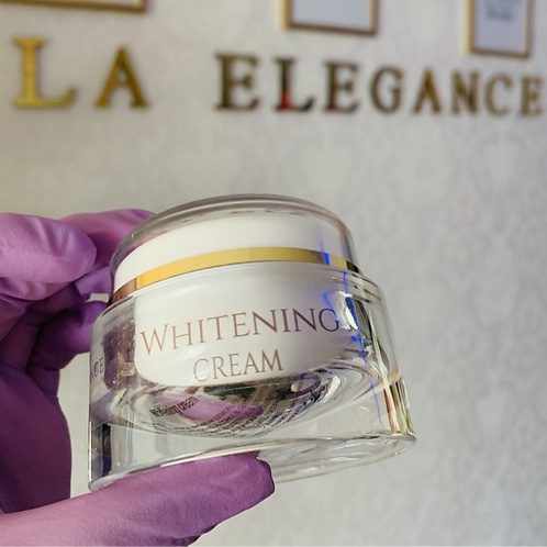 Bleekcrème / Whitening Cream