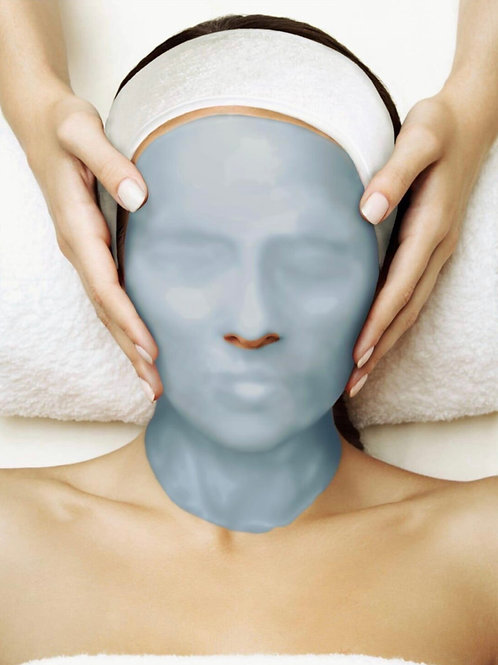 La Elegance Alginaat mask Blue