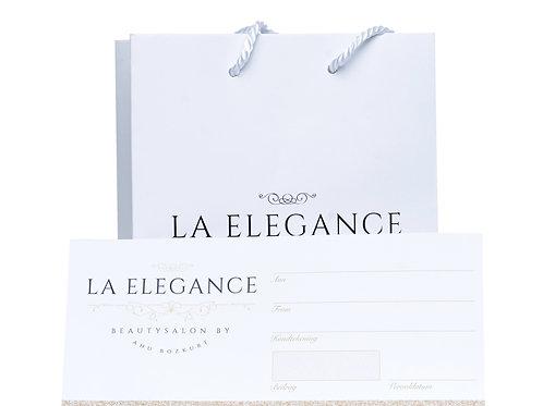 La Elegance cadeaubon €15,00