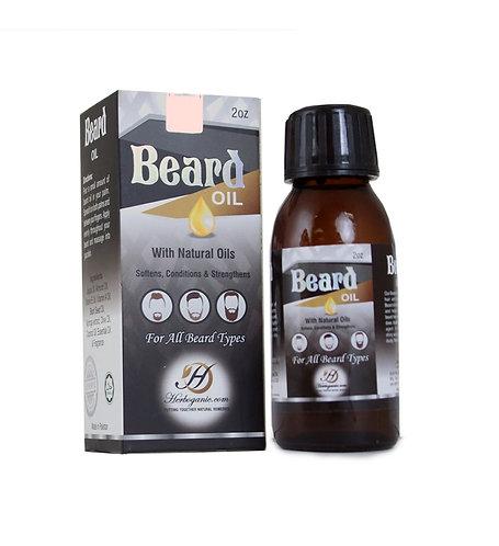 Beard Oil - 2 oz.