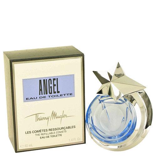 Angel Perfume 1.4 oz Eau De Toilette Spray Refillable