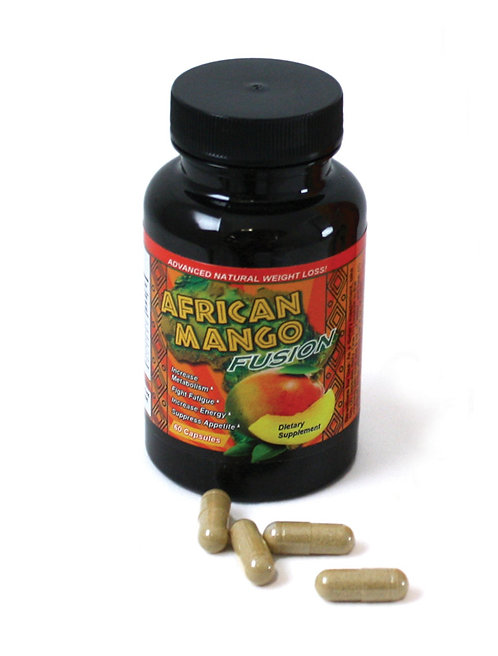 African Mango Fusion Dietary Supplement