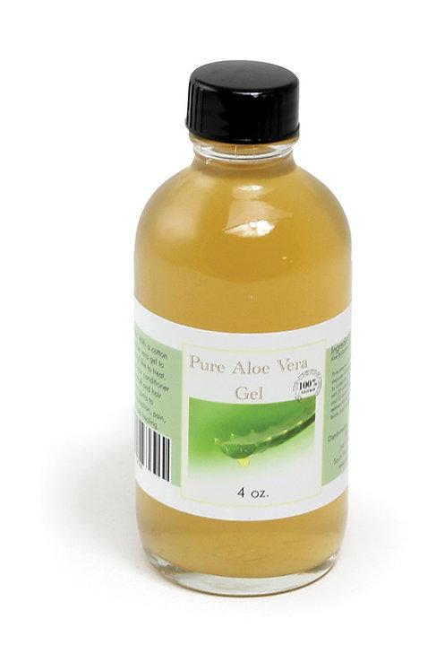 Aloe Vera Natural Oil - 4 oz.