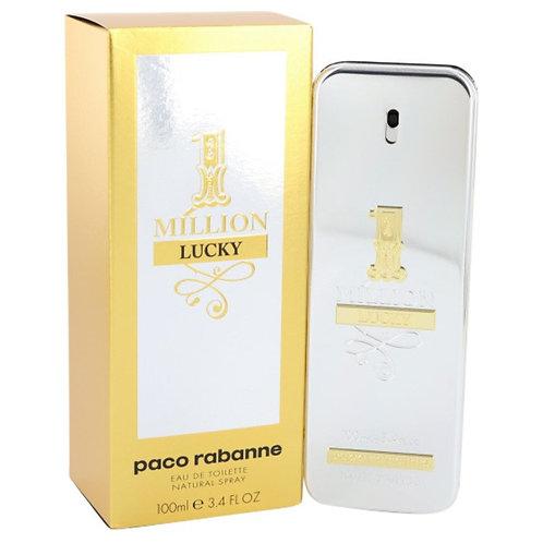 1 Million Lucky Cologne 3.4 oz