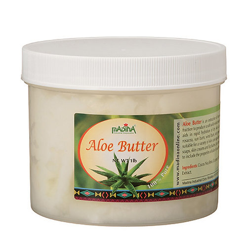 ALOE BUTTER -PROCESSED