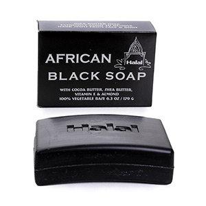Black Soap & Shea Butter Soap - 6.3 oz.