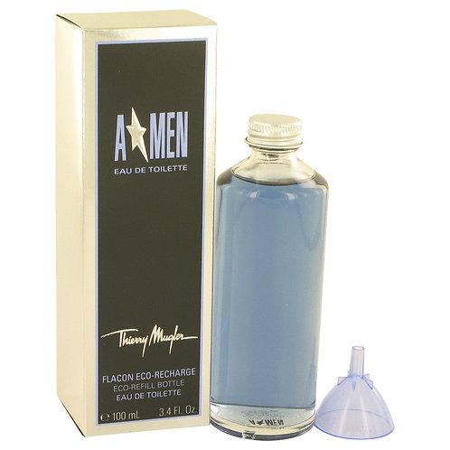 Angel Cologne 3.4 oz Eau De Toilette Eco Refill Bottle