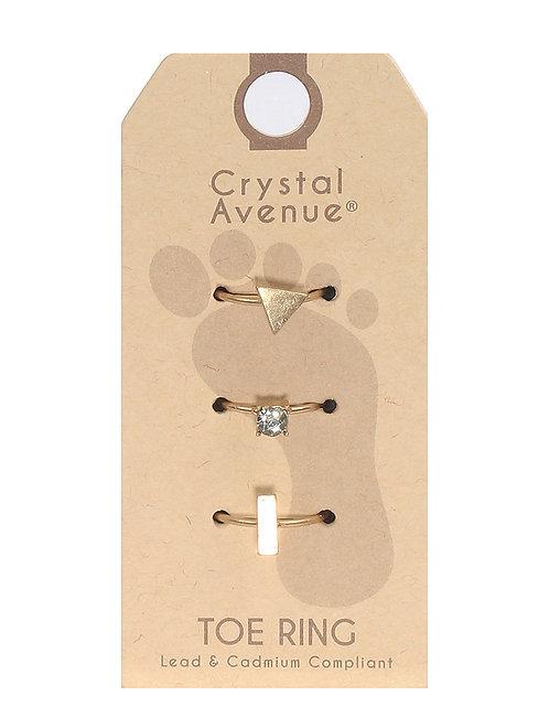 3 PCTOE RING