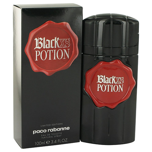 Black Xs Potion Cologne 3.4 oz
