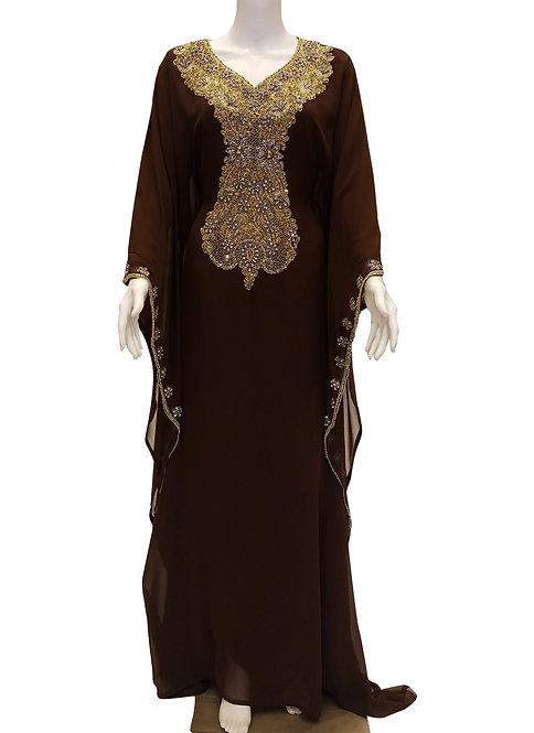 Beautiful Dubai Hand Made Kaftan