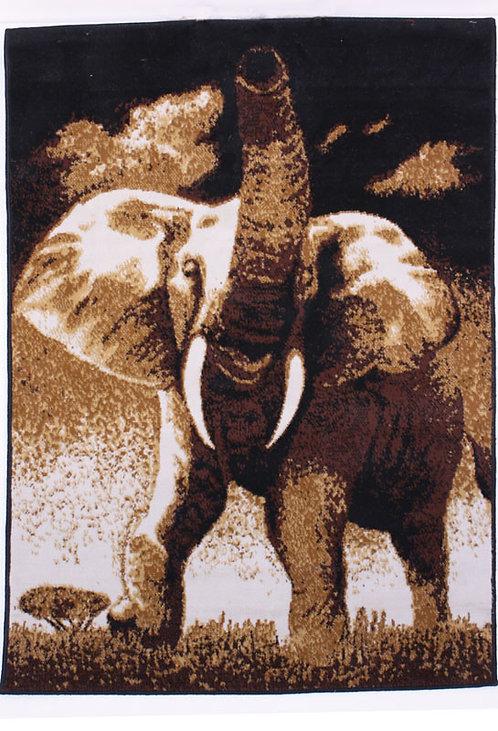 Area Rug - African Elephant
