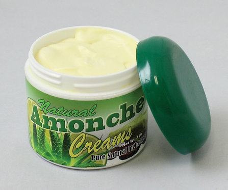 Amonche Shea Butter Cream: 4 oz.