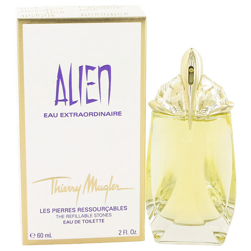 Alien Eau Extraordinaire Perfume 2 oz Eau De Toilette Spray Refillable