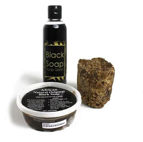 Black Soap Kit Amir & Zax