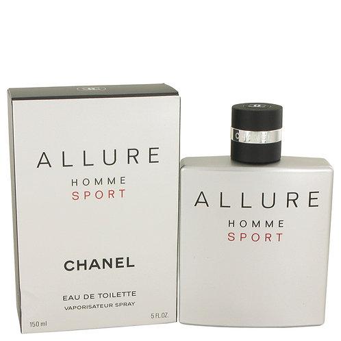 Allure Homme Sport Cologne 5 oz