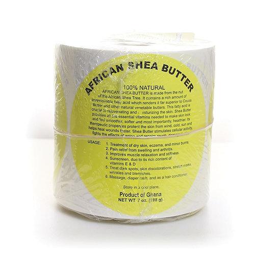7 oz. Shea Butter Labels: Set Of 500