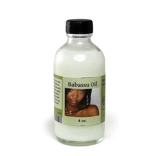 Babassu Oil - 4 oz.