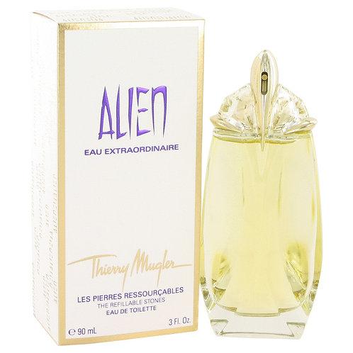 Alien Eau Extraordinaire Perfume 3 oz. Eau De Toilette Spray Refillable